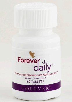 - Forever Living Daily Multi-Vitamin (60 Tablets)