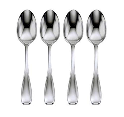 (Oneida Voss Set of 4 Teaspoons All Glossy )