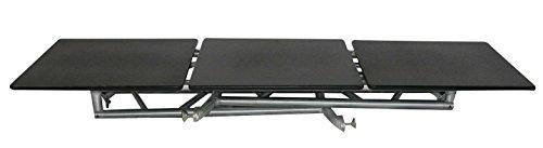Odyssey ATT2 Adjustable Aluminum Mobile Dj Table