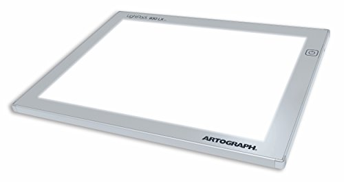 Artograph LX LightPad light box, 9 x 12 Inches, ()