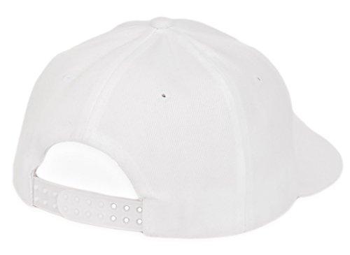 4sold Snapback Cap Black b de Abc White Gorra rSfqxrzv