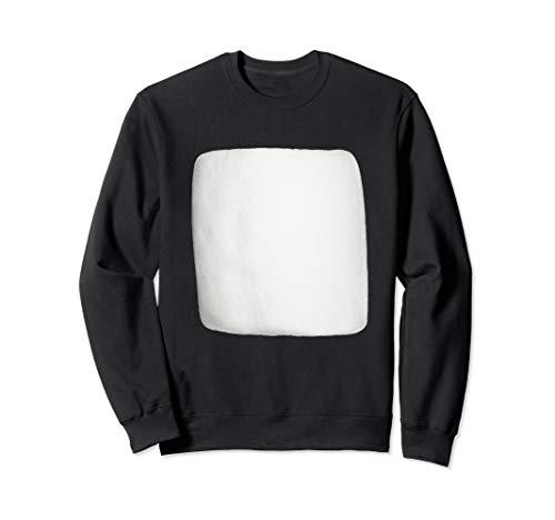 Smores Marshmallow Sweatshirt and Halloween