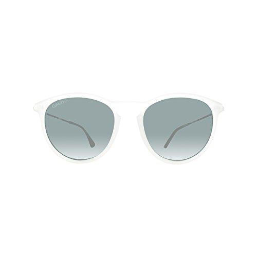 Klein Calvin Rondes E Ck3174s métal Acétate Crystal Blue Shaded 140 grey Matte 18 52 Femme Platinum 011 TTdqxr