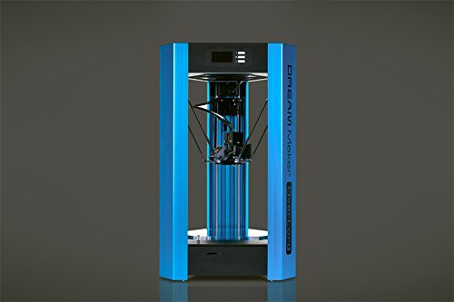 OverLord 3D Printer - Classic Blue w/ US Adapter DFRobot Printers