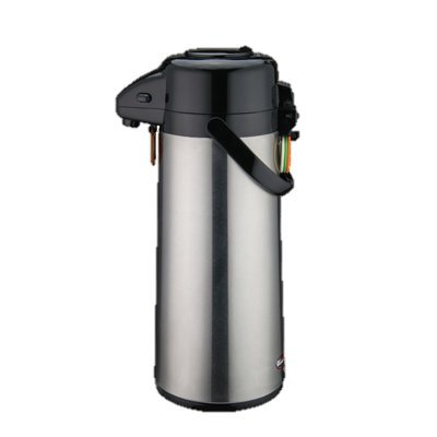 Winco Vacuum Server 2.5 Liter Glass Liner w/Push Button by Winco