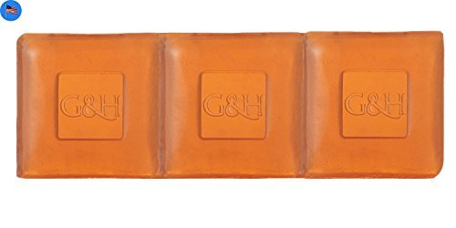 (Amway Body Series G&H Complexion Soap Bar - Glycerin and Honey - 9)