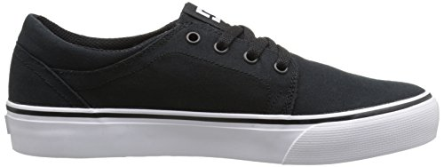 DC Shoes Trase TX - Zapatillas bajas para niño negro - Noir (Black/White)