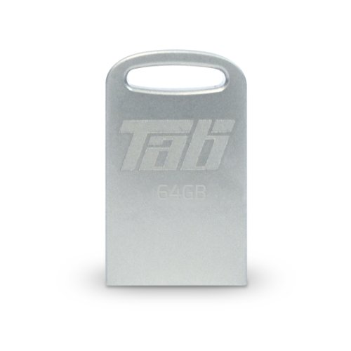 - Patriot 64GB Tab Series Micro-Sized USB 3.0 Flash Drive with Up To 140MB/Sec and Metal Housing (PSF64GTAB3USB)