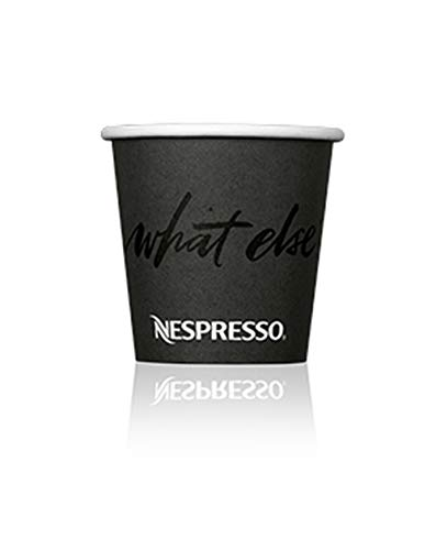 Nespresso Espresso Disposable Paper Cups, 100ml, 4oz - 50 ()