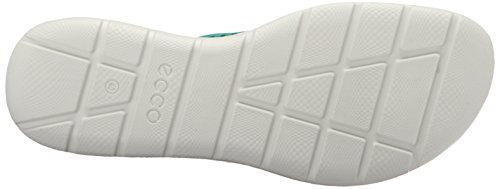 ECCO Intrinsic Tøffel Ladies, Zapatillas de Deporte Exterior para Mujer Turquesa(FANFARE1226)