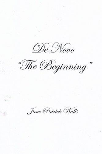 De Novo The Beginning ebook
