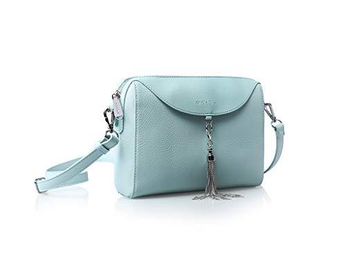 Unica Borsa Blu Taglia Tracolla Blue A Andie Marrone Donna 0xTawwH