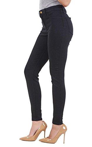 Ex Zara - Jeans - Donna Nero