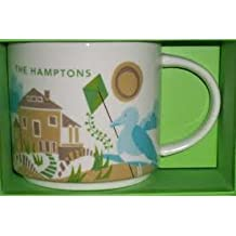 Starbucks The Hamptons You Are Here Collection Mug, 14 fl oz