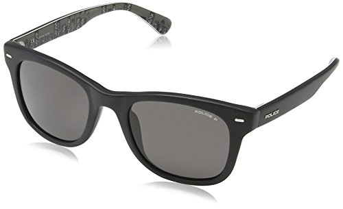 Police S1861-703P Mens Skyline 2 S1861-703P Matt Black - Police Skyline Sunglasses