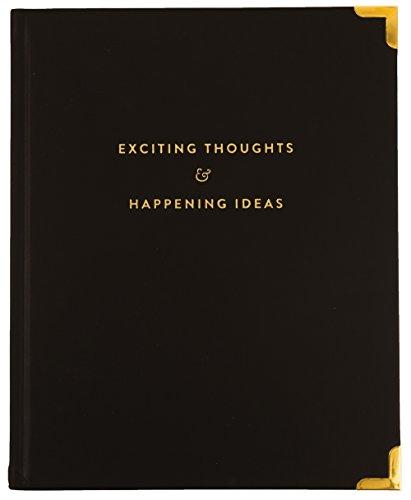 Eccolo World Traveler Large Writing Notebook (D505W)