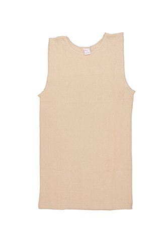 rossette womens cotton thermal undershirt 8400l beige