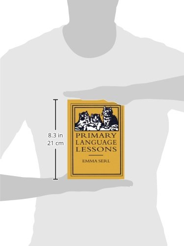 Primary Language Lessons by Lost Classic Books
