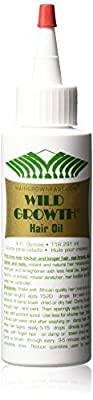WILD GROWTH CO. Wild Growth Hair Oil 4 Oz
