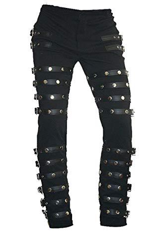 III-Fashions Michael Jackson MJ Vintage Bad Concert Costume