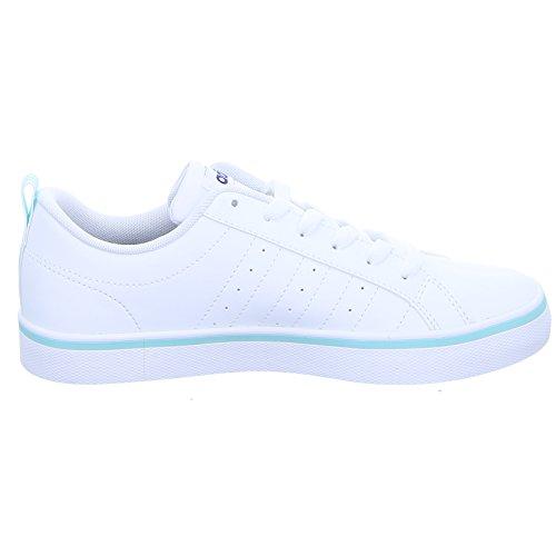 Adidas VS Pace W, Baskets mode pour femme, blanc–(Ftwbla/tinuni/agucla) 411/3