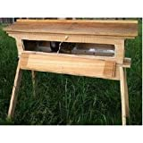 Cedar Top Bar Observation Hive