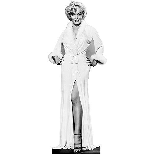 SC2085 Marilyn Monroe Rose Cardboard Cutout Standup