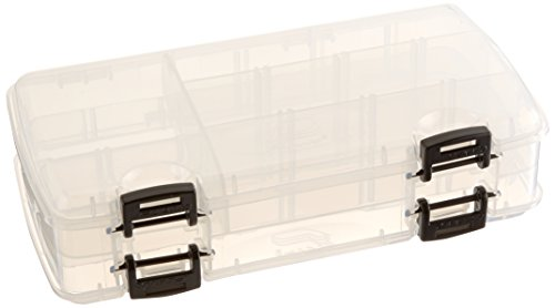 - Plano 3500-22 Double-Sided Tackle Box, Premium Tackle Storage