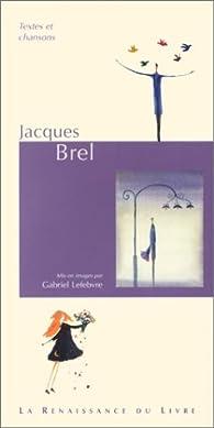 Jacques Brel par Jacques Brel
