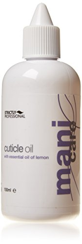 Strictly Professional Creamy Oil With Essential Oil of Lemon Reduces...