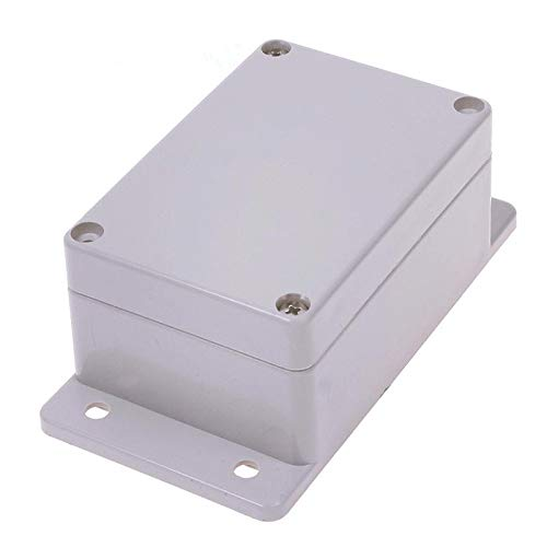 Waterproof 100 x 68 x 50mm Plastic Electronic Project Box Enclosure Case K