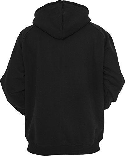 Blank Hoodie Sweat Urban Noir Classics Homme À nbsp;capuche awPp5pqg