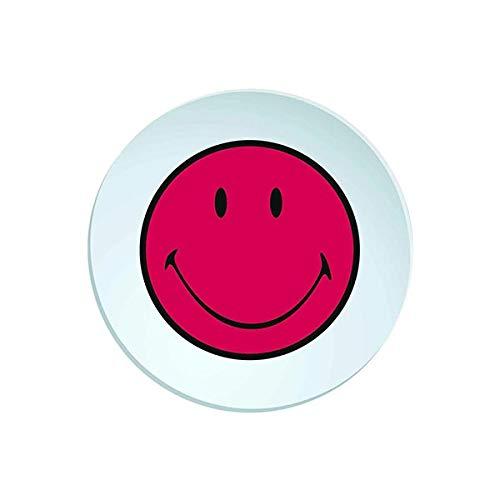 Zak Designs Con Volto Sorridente Piatto 20 Centimetri 6662-0840 Granada/bianco