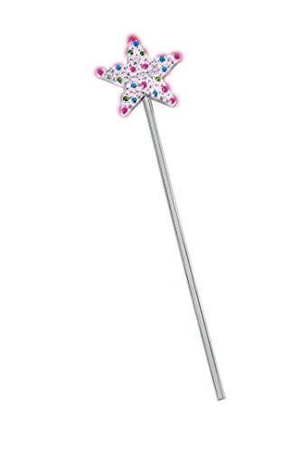 Witch Wand (Rubies Wizard of Oz Glinda Light Up Wand)
