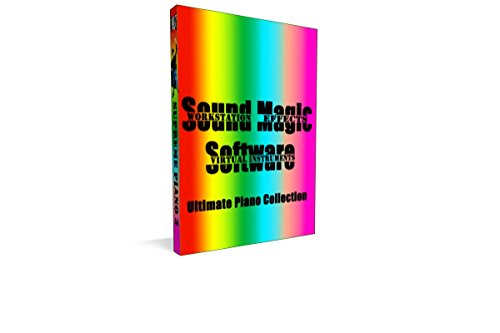 Sound Magic Supreme Piano 3 Virtual Instrument Collection So