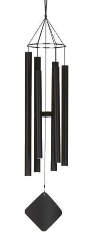 Music of the Spheres Whole Tone Mezzo Wind Chime (Model WTM)
