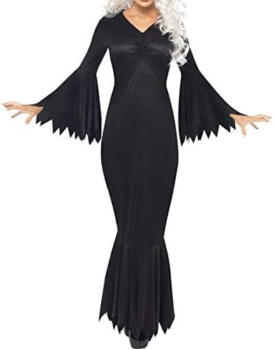 GANJUE Disfraz De Bruja De Halloween Disfraces De Terror ...