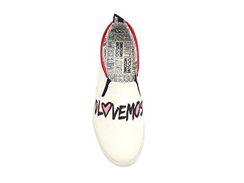 Brief su Love Ja15453g05je110c Moschino Rosso Bianco qE5dwRx8R