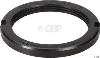 Shimano Dura Ace Track Lock Ring (Black)
