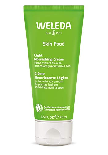 Weleda Skin Food Light Nourishing Cream, 2.5 Fluid Ounce (Best Food For Skin Care)