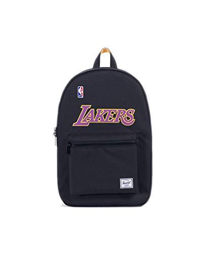 Herschel Supply Co. Settlement Backpack   NBA Superfan (Los Angeles Lakers Black)