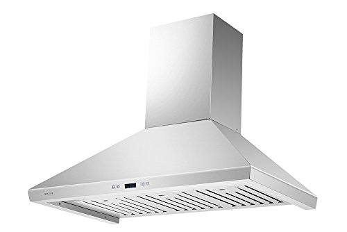 CAVALIERE SV218F-36 Wall Mounted Stainless Steel Kitchen Range Hood 900 CFM by CAVALIERE (Image #2)