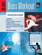 30-Day Bass Workout - Bass Guitar - Bk+DVD