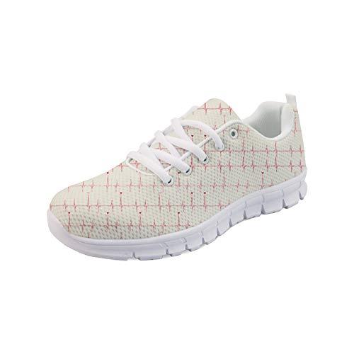 Heartbeat Coloranimal Fashion Mujer 3 Nurse qxxftYSw