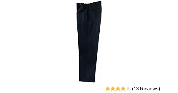 34 Waist Size Black Workrite Uniform Company 402NX75BK34 XX Workrite 402NX75BK34-XX Flame Resistant 7.5 oz Nomex IIIA Full-Cut Industrial Pant Open Inseam