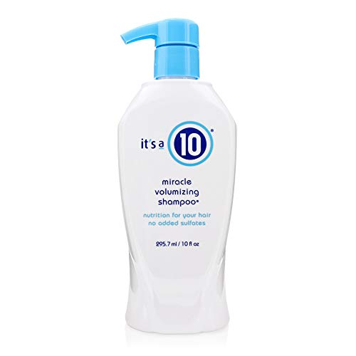 It's a 10 Haircare Miracle Volumizing Shampoo Sulfate Free, 10 fl. oz.