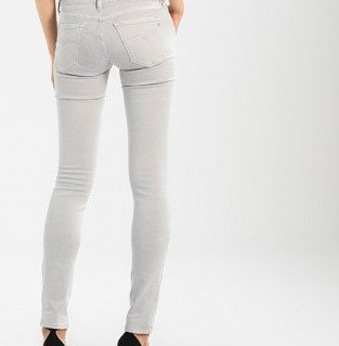 Grigio Jeans 59 Donna Skinny Grey Replay qTwBtRw