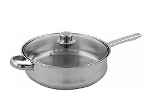 Ciera 5 Quart Covered Saute Pan