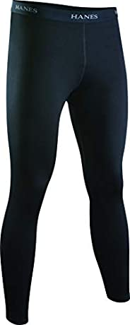 Hanes Mens Everyday Lightweight Thermal Pant Thermal Bottoms