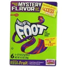 berry tie dye fruit by the foot - 7